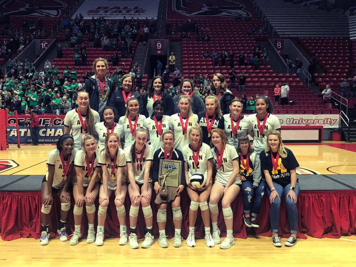 2018 State Runner-Up